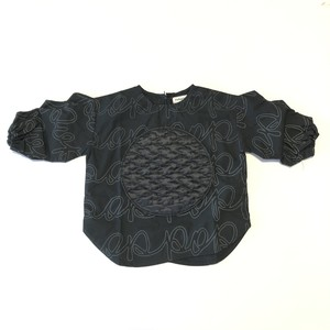【20AW】フランキーグロウ ( frankygrow )POP WAVE CUT S/H TP[ S / M / L ]black トップス