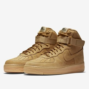 NIKE AIR FORCE 1 HIGH '07 LV8 WB 【FLAX/WHEAT】 (ナイキ エア フォース 1 ハイ 07 LV8 WB 【フラックス/ウィート】) 882096-200