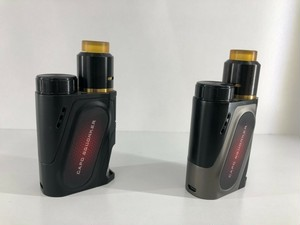 <現品処分>I JOY CAPO Squonker 100w Box mod+Combo RDA Kit