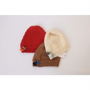 Oruro341-0031 Baby Alpaca Rib Cap