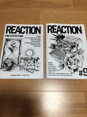 Reaction fanzine