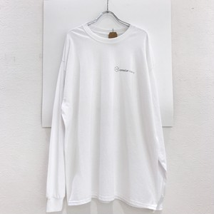 ConnecterTokyo back print long sleeve tee