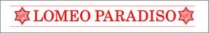 LOMEO PARADISO マフラータオル(Red)