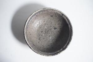稲吉善光 墨手6寸 玉縁鉢