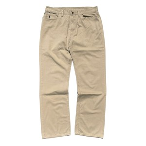 USED POLO Ralph Lauren chino pants - beige