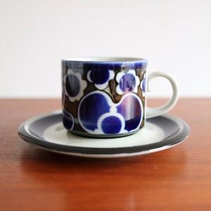 Arabia アラビア / Saara サーラ コーヒーカップ&ソーサー