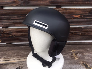 SMITH Helmet  MAZE Asian Fit Matt Black