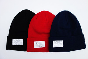 NEW ERA x FRAGMENT BASIC CUFF KNIT
