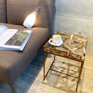 ATOHI SIDE TABLE HIGH