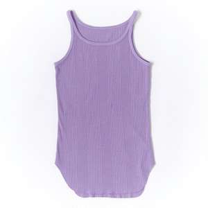 【FILL THE BILL】《WOMENS》NEEDLE THROUGH TANKTOP - LILLAC