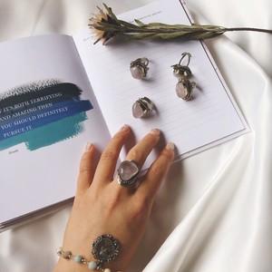 【LA vintage collection】Gemstone ring