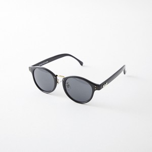 HONEY&CHRIS RE:SOL GLASSES(BLACK/SMOKE)
