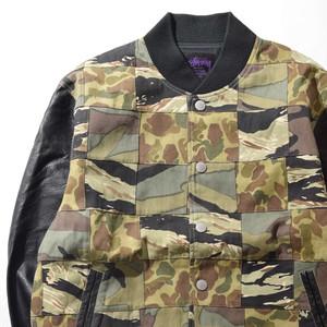 【Mサイズ】STUSSY DELUX ステューシーデラックス CAMO JACKET ジャケット MULTI マルチ M 400610190955