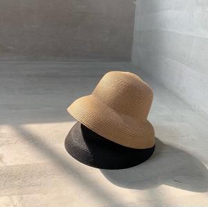 帽子 夏 おしゃれ UVカット 2色
