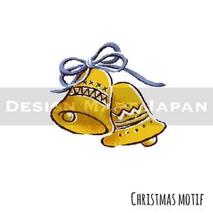 クリスマスモチーフ Christmas motif 0040-K