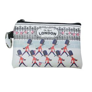 LONDONお財布(小銭入れ)【兵隊】Euro Stick 90192-B