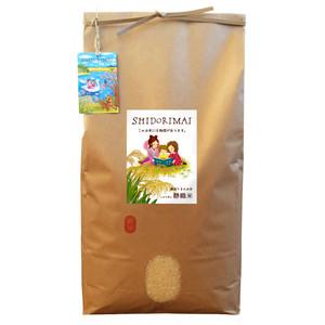 【いまならバッグ付き】静織米(しどりまい)10kg