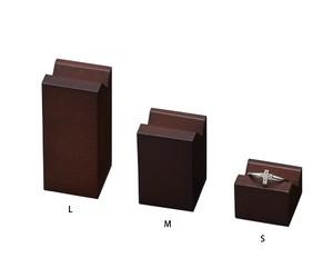 リングスタンドM置き型 木製 1144-NW-M