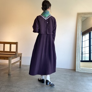trench one-piece【violet】