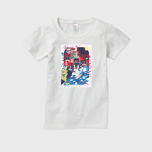[そこのこと]オリジナルTシャツ(レディース)