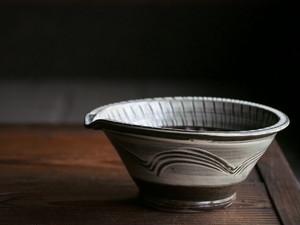 小鹿田焼 坂本工窯 7寸すり鉢