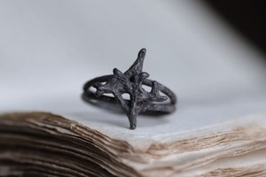 "Fragment ""Chrono"" ring"