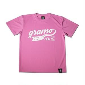 プラクティスシャツ「dive」(ピンク/P-032)