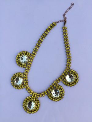 70s-80s Czech Necklace