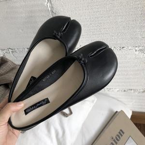 足袋サンダル 足袋バブーシュサンダル 人気 ぺたんこ 楽ちん ナチュラル 靴 韓国