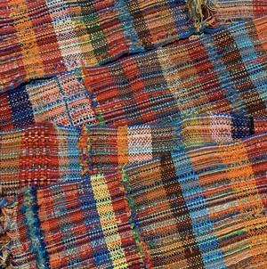 和也さんオーダー「首里城織り」