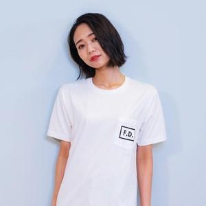 LOGO  Poc Tee Standard Fit / ポケットTシャツ スタンダードフィット