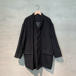 【COSMIC WONDER】Reversible Linen wool jacket/12CW05060