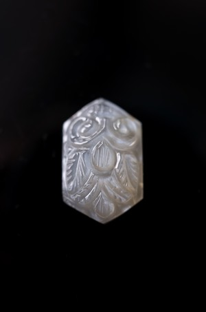 Carving Moonstone - 016