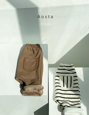 【予約販売】mori pants〈Aosta〉