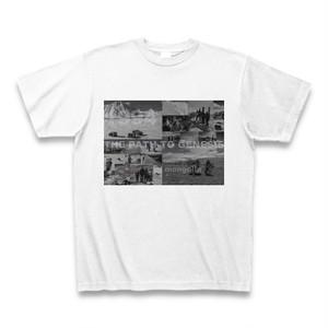 1994 mongolia ロゴ Tシャツ