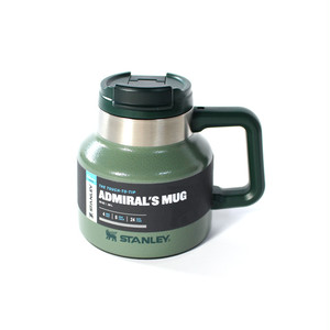STANLEY The Tough-to-Tip Mug / Hammertone Green