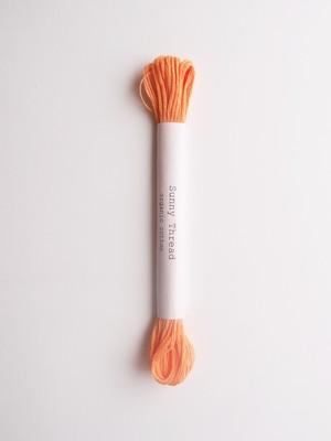 Sunny thread #20 オーガニックコットン 刺繍糸