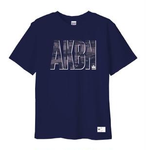 AKBN2019Tシャツ/ネイビー