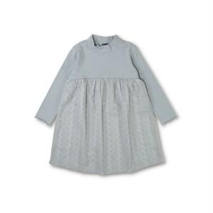 Little s.t. by s.t.closet チュール刺繍ワンピース