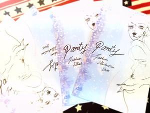 Fashion Illustration Book ーPartyー