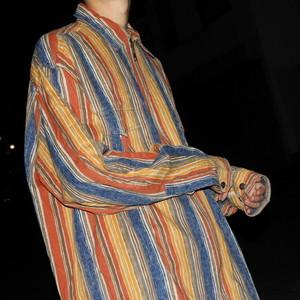 all stripe shirt