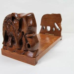 象さんブックスタンド