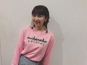 mikeneko records スウェット pink