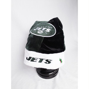 NFL ニューヨーク ジェッツ NEW YORK JETS SANTA HAT XMAS サンタハット ニットキャップ  1365