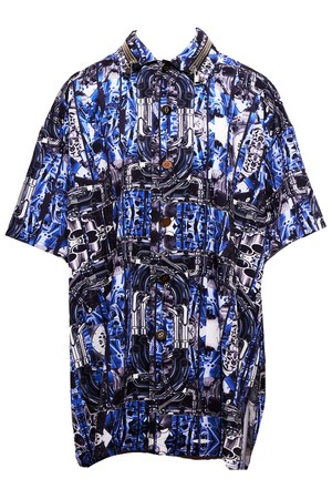 Aloha Shirts (Blue)
