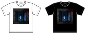 UNDER FALL JUSTICE/存在証明Tシャツ