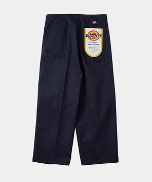 saby SABY×DICKIES TYPE TUCK BAGGY NAVY