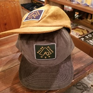POLER OUTDOOR STUFF ポーラー TENT CORDUROY CAP