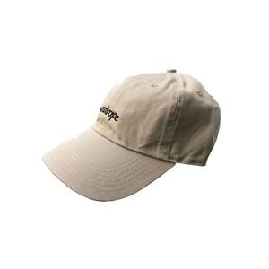【6PANEL CAP】beige