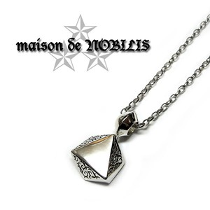 Triangulum Necklace Producted by NOBILIS【品番 15S2016】
